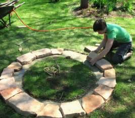 Diy Outdoor Firepit Pit Diy