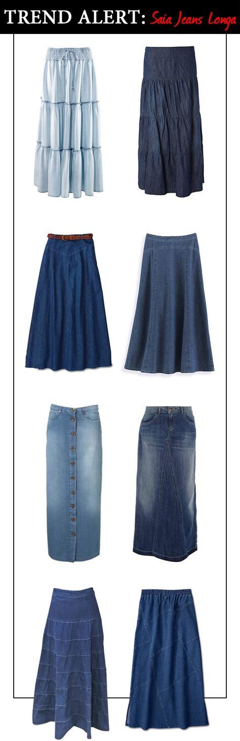 Rok Denim Maxi Skirt Naura Skirt 14 best denim maxi images on skirts skirts and maxi skirts