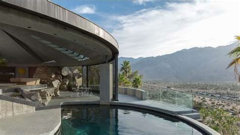 elrod house iconic elrod house in palm springs in foreclosure