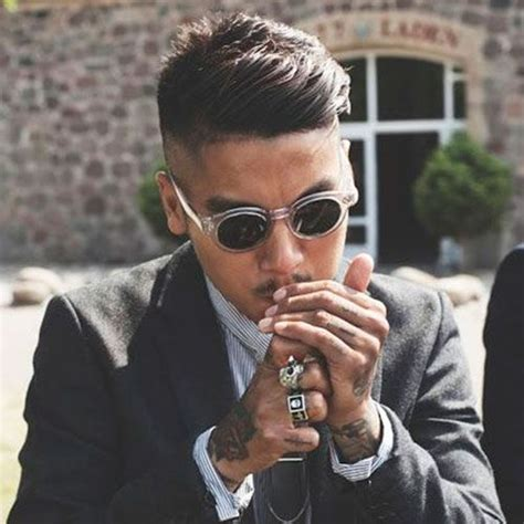 what is a gentlemans cut 25 best ideas about asian men hairstyles on pinterest