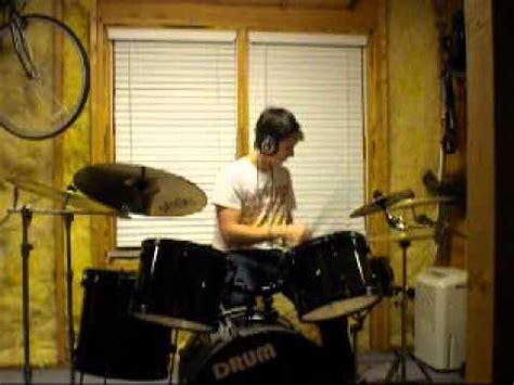 drum canon rock tutorial quot canon rock quot drum cover by bryan keller youtube