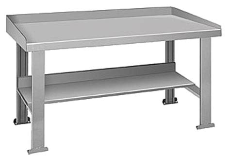 Pucel Soldering Work Bench 48 Quot W X 28 Quot D 683810 Bs 2848 Midwest Technology Products