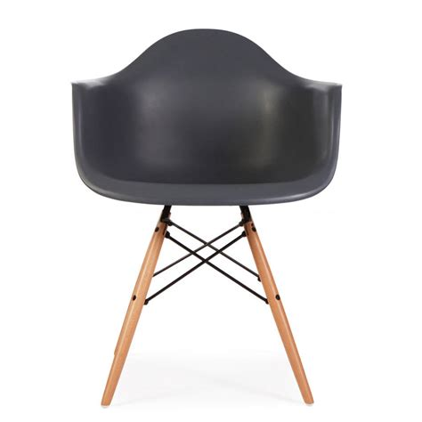 eames style chair chair eames style wood base chair by ciel