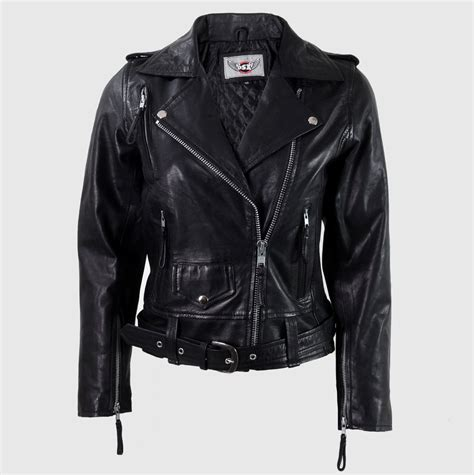 Ebay Lederjacke Motorrad Damen by Damen Motorrad Lederjacke Osx S002 Ebay