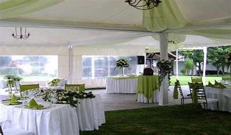 toldos decorados con telas alquiler de sillas mesas sillas stand