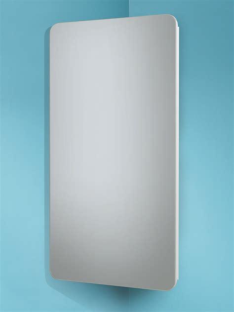 Hib turin corner mirrored cabinet 300 x 600mm 9101300