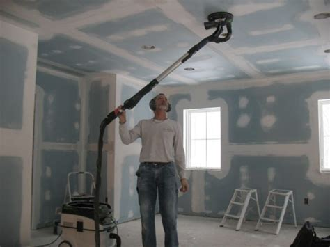 Best Sander For Ceilings by Anti Gravity Drywall Sander And Dust Collection System