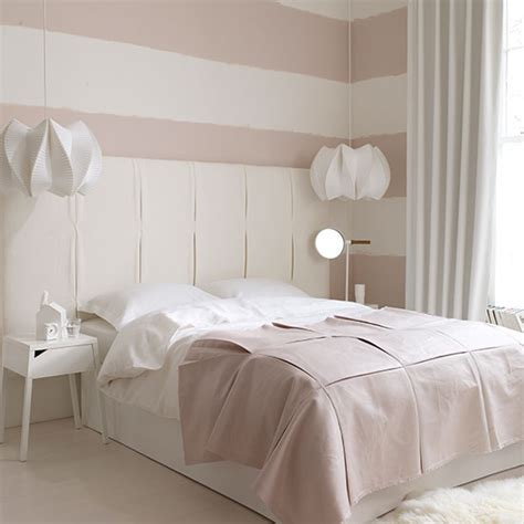 pink wallpaper for bedrooms uk white bedroom ideas with wow factor ideal home