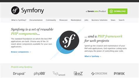 best framework php 12 best php frameworks for developers all the time