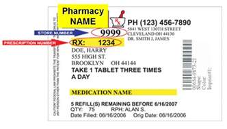 Prescription Bottle Label Template by Best Templates Find Various Templates And Cards Design