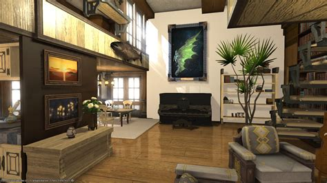 Alice's House Designs in Final Fantasy XIV ? Part 2: