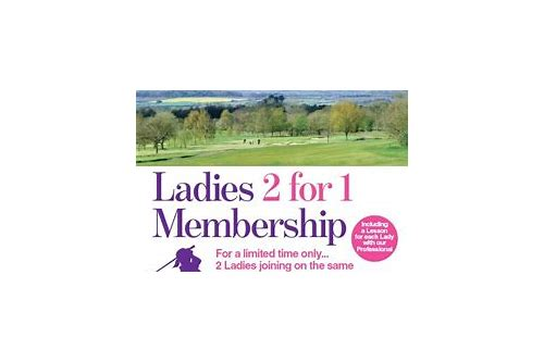 golf membership deals leicestershire