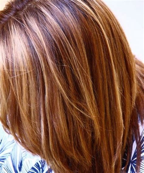 honey blonde with highlights and lowlights auburn lowlights with blonde highlights this is pretty