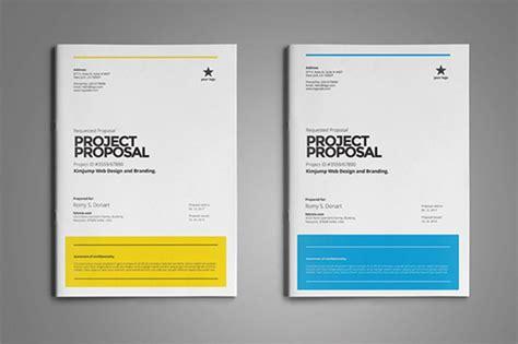 membuat layout proposal 12 contoh desain cover proposal paling menarik