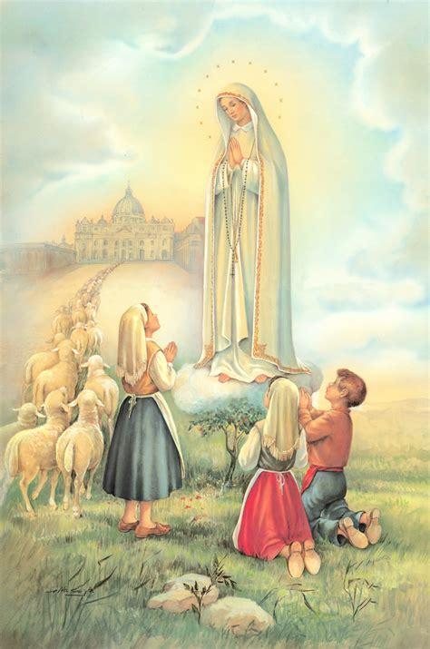 apariciones de maria 2015 las apariciones de la virgen de f 225 tima parroquia nuestra