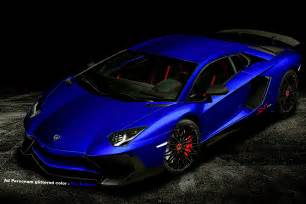 Lamborghini Aventador Color Photos Lamborghini Aventador Lp750 4 Sv 2016 From Article