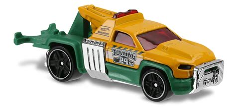 Tm Hotwheels Repo Duty repo duty 174 in yellow hw city works car collector wheels
