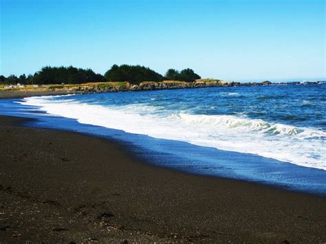 black sand beaches beautiful black sand beaches nature babamail