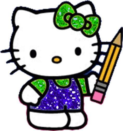 imagenes de hello kitty vestida de tigres hello kitty con l 225 piz en la mano imagen 1119 im 225 genes cool