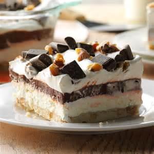 Easy Comfort Food Dinner Recipes Easy Four Layer Chocolate Dessert Recipe Taste Of Home