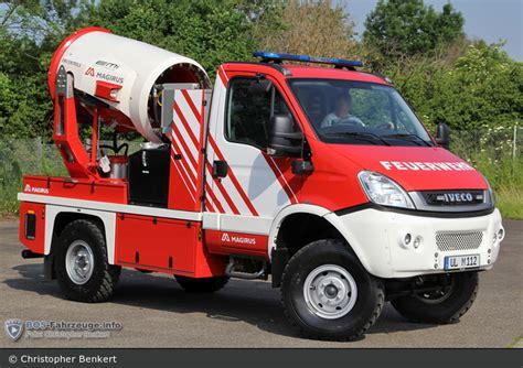 Lu Mobil Ambulance einsatzfahrzeug iveco daily 55 s 17 w magirus