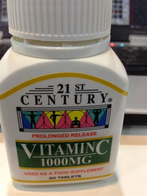 Suplemen Vit C ikamissu supplement vit c 21st century