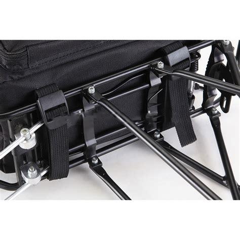 Tas Sepeda Jakartanotebook roswheel tas sepeda rear seat rack 14236 black