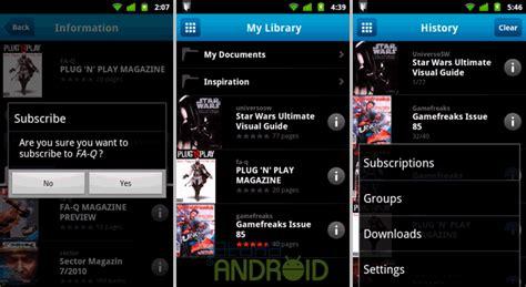issuu mobile issuu mobile la aplicaci 243 n de android para poder