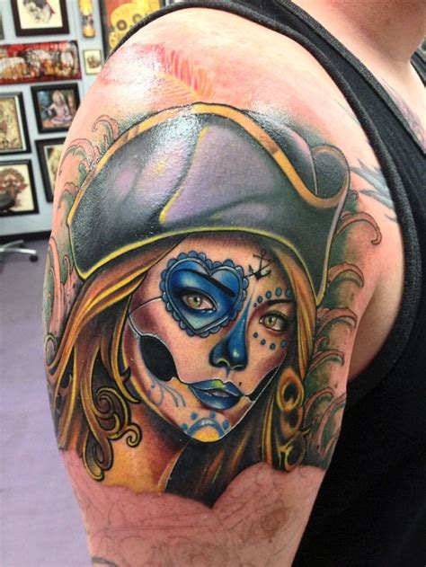 pirate pin up tattoo designs 42 best images about damned on