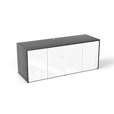 credenza with doors credenza with glass doors