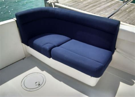fitted back to back boat seat covers custom boat seat covers velcromag