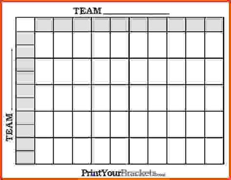 Football Pool Template football pool sheets bowl 48 betting squares jpg