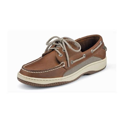 air sider boat shoes sperry 0799320 top sider billfish boat shoe dark tan