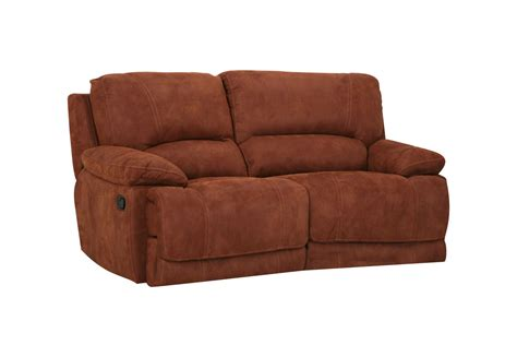 reclining loveseat microfiber valeri microfiber reclining loveseat at gardner white