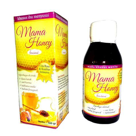 Murah Honey Madu Ibu Menyusui honey busui madu khusus ibu menyusui elevenia