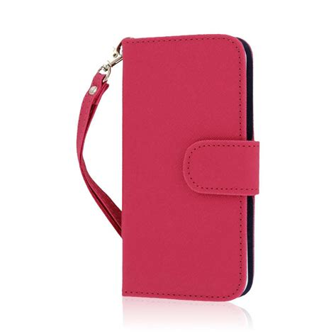 Wrist Wallets Sarung Hp for iphone 6 6s pu leather credit id card flip wallet wrist cover ebay