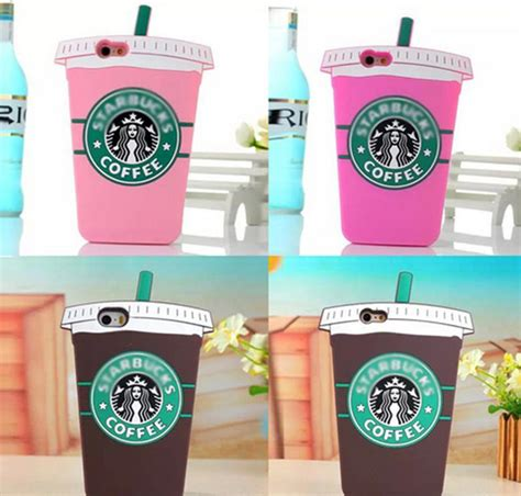 Line Silikon Soft Iphone 5 5s Se 6 6s 6 6s buy 3d silicon starbuck coffee cup phone