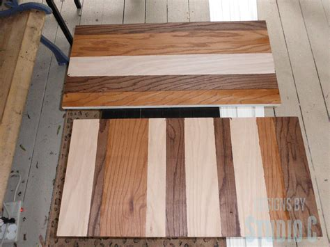 Stain Grade Exterior Plywood Woodworking Project Plans