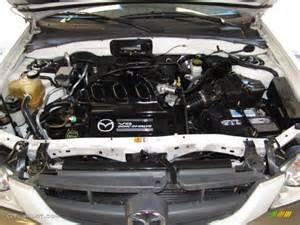 2004 mazda tribute lx v6 3 0 liter dohc 24 valve v6 engine