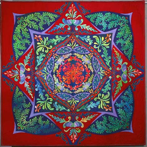 Ricky Tims Rhapsody Quilts by The Jury Is Still Out Ricky Tims On Cbs