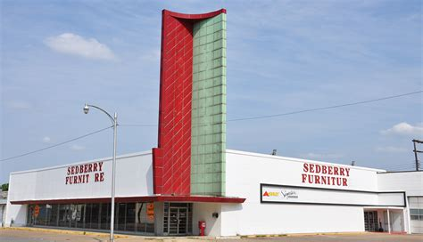 Sedberry Furniture Waco Tx by Mid Century Modern Buildings Roadsidearchitecture