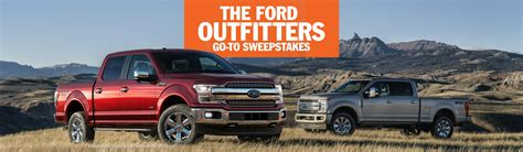 Ford Truck Giveaway - ford truck giveaway sweepstakes autos post