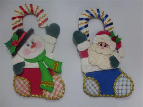 imagenes de santa claus en foami navidad foami moldes imagui