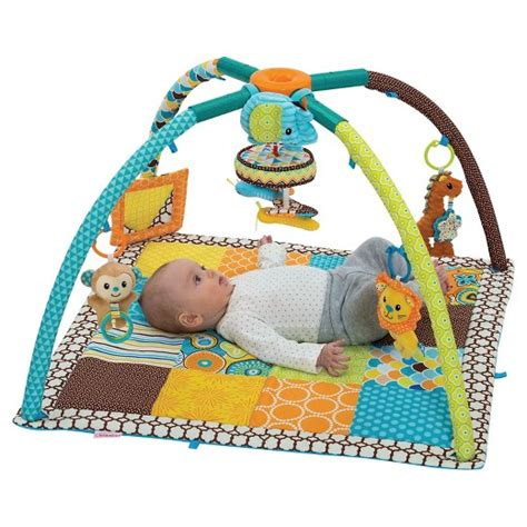 Infantino Mat by Infantino Go Gaga Deluxe Twist Fold Target