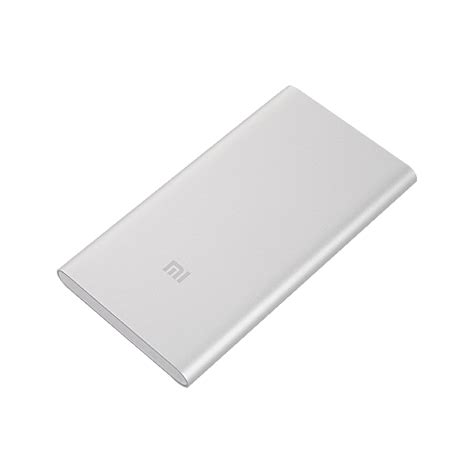 Xiaomi Powerbank 5000 xiaomi mi powerbank 5000 mah