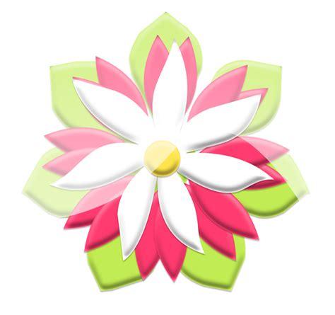 logo fiori illustrazione gratis fiore icona logo crescere
