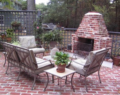 bricks for backyard how to lay a brick patio tips and design ideas