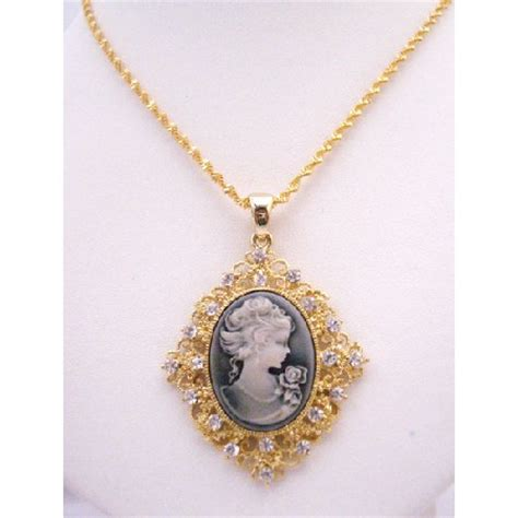 fashion jewelry for everyone vintage cameo jewelry