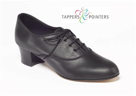 oxford style tap shoes tappers and pointers leather oxford tap shoes the busy