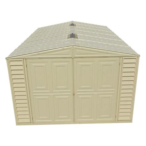 Duramax Building Products Storage Shed by Shop Duramax Building Products Common 10 Ft X 20 Ft